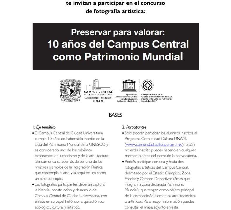 thumbnail of Convocatoria Preservar para Valorar v1